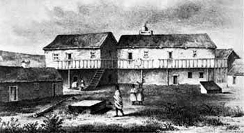 Fort Hall 1849