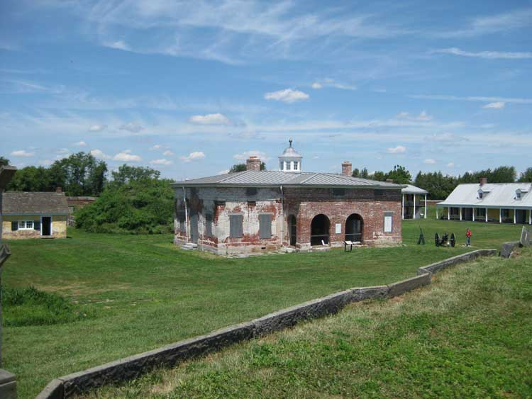 The Fort that Saved America