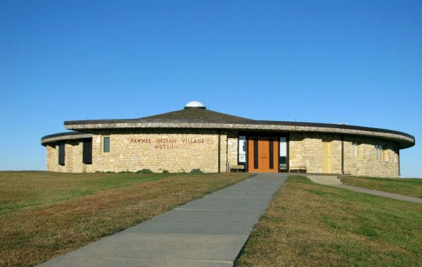 Pawnee Indian Museum Kansas History