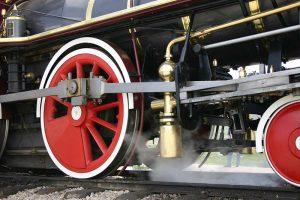 Golden Spike Utah Continental Railroad